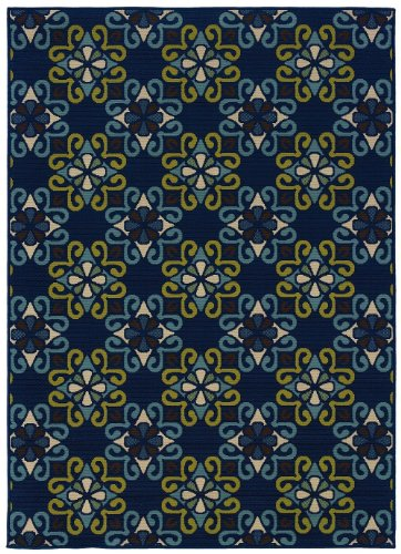 indoor-outdoor-86x13-rectangle-area-rug-in-sapphire-color-from-aral-collection