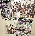 少女時代 SONE NOTE Vol.1-5 コンプ ファンクラブ会報誌 クリアファイル フライヤー ユナ テヨン ティファニー