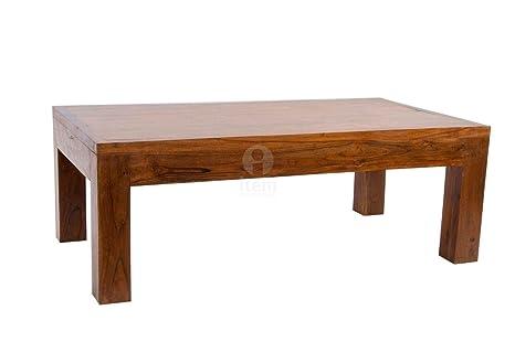 Tavolino Basso Salotto Arte Povera.Item Tavolino Salotto Legno Massello Acacia Tavolo Salotto