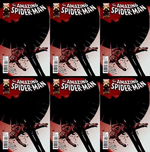 The Amazing Spider-Man #624 (1963-1998, 2003-2014) Limited Series Marvel Comics - 6 (624 Series)