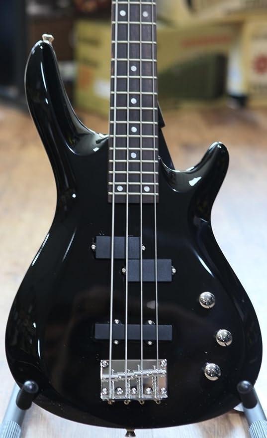 Paragon tb610r guitarra bajo eléctrico, color negro