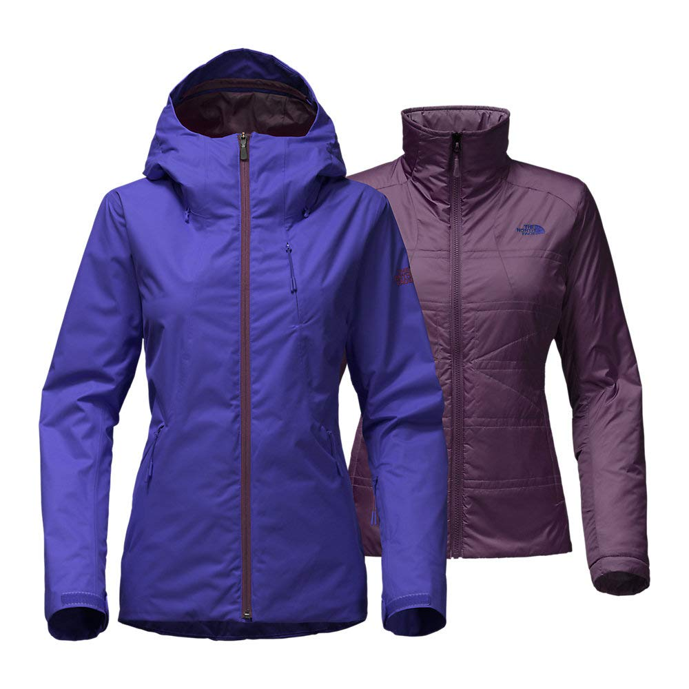 Inauguration bluee The North Face Women's Boundary Triclimate Jacket