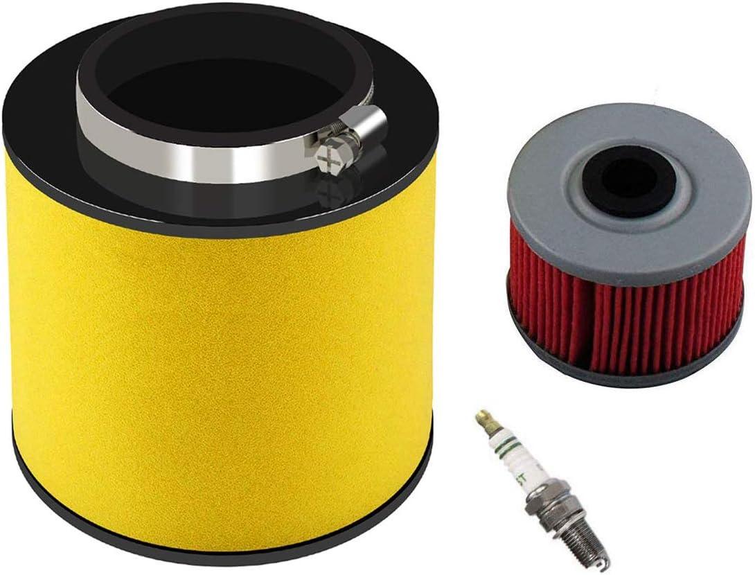 Air Filter For Honda 17254-HN1-000 TRX500FPM TRX400EX SXS500M Pioneer 500 ATV