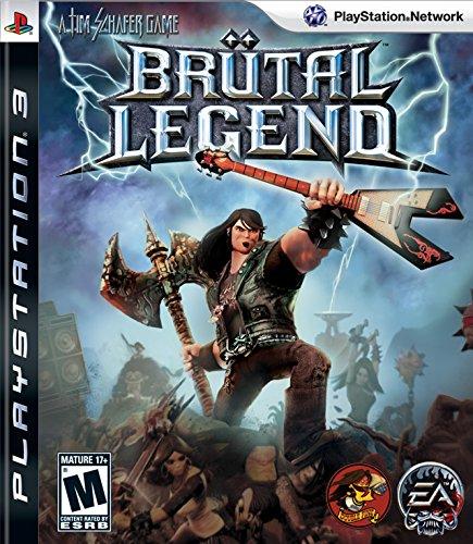 Buy ps3 brutal legend