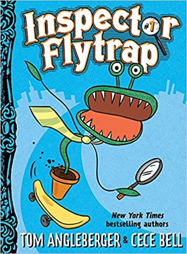 Amazon.com: Inspector Flytrap (9781419709654): Tom Angleberger ...