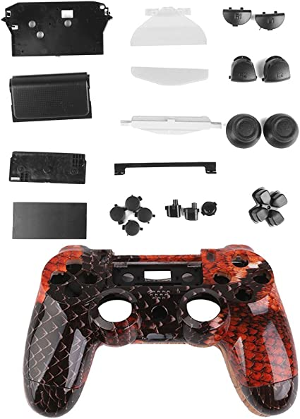 TOOGOO (R) PS4 conjunto caja conjunto de remplacements Pieces de ...