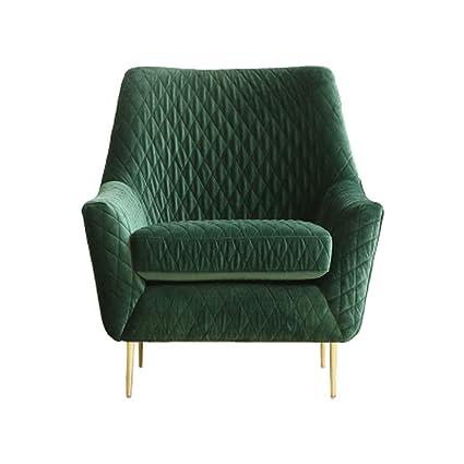 Amazon.com: American Fabric Sofa Postmodern Luxury Single ...