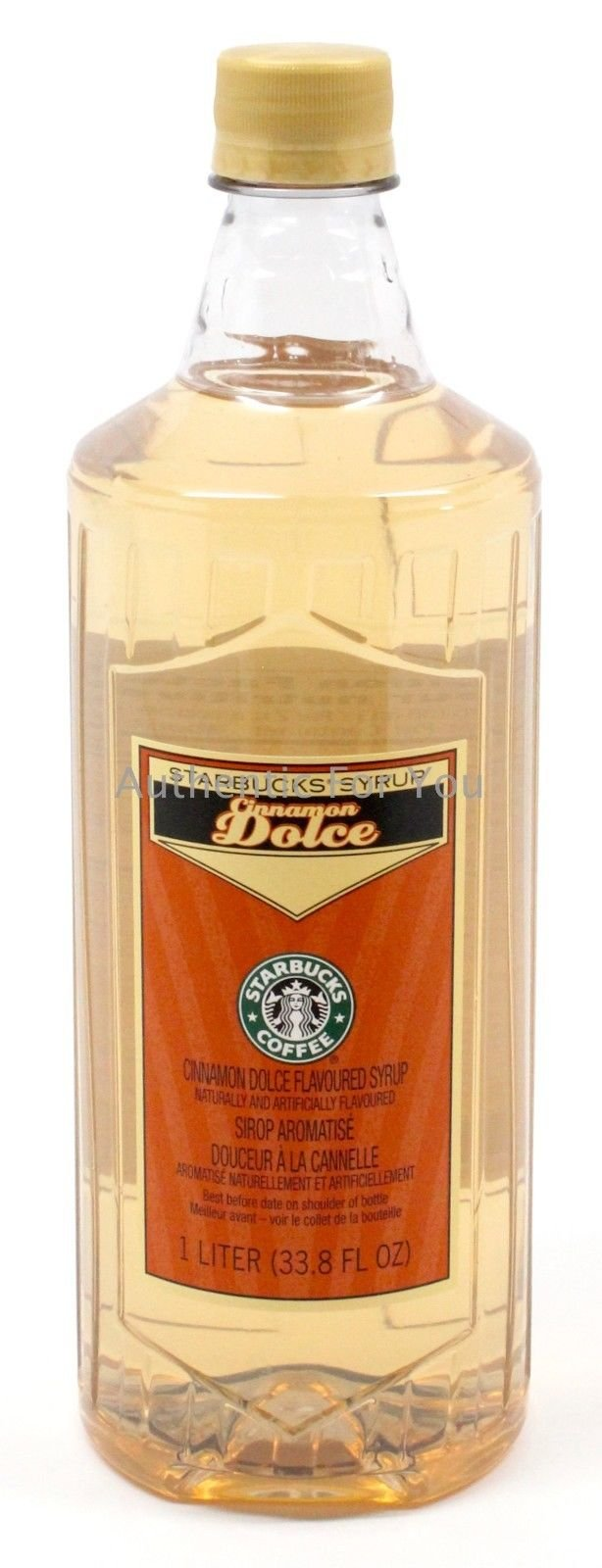 Starbucks® Cinnamon Dolce Syrup (1-L.)