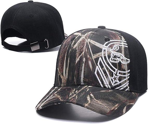 WOFDDH Gorra De Beisbol,La Moda Metal Mulisha Gorras Snapback Hat ...