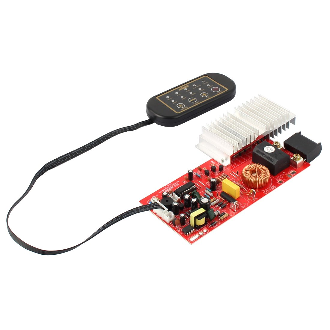 Buy Sellify Pcb Circuit Induction Cooker Controller Repairing Repair Boardelectric Cookerinduction Replacement Part Board Online At Low Prices In India