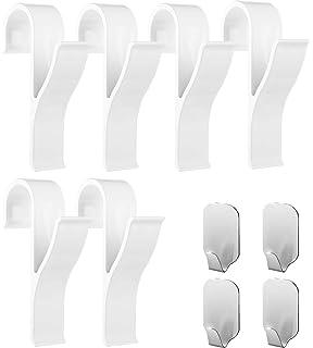 Wenko - Percheros para radiador toallero eléctrico (6 ...