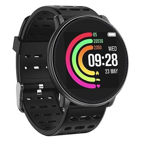 UMIDIGI UWatch, Montre Connectée Podometre Smartwatch Bracelet Connecté Etanche IP67 Femme Homme Enfant Sport Cardio Fitness Tracker dActivité ...