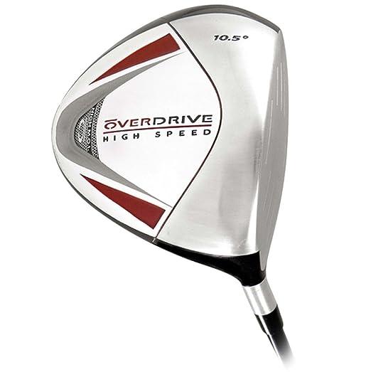 Nextt nextt axis overdrive driver preassembled in custom golf.