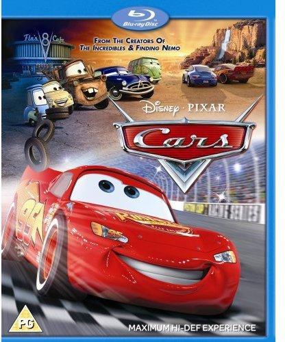 (Cars [UK Import] [Blu-ray])