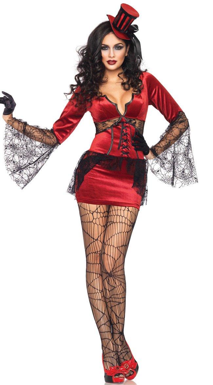 LLY Halloween rassemblements Costume de Diable de partis en Europe et en Amérique vêtements Uniformes Tentation Cosplay