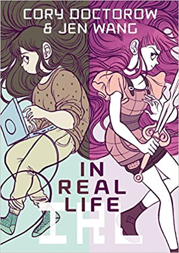 Image result for in real life graphic novel