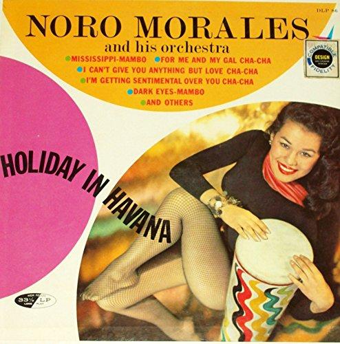 Holiday Cheesecake - Noro Morales - Holiday In Havana - 12