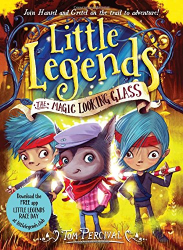 Download The Magic Looking Glass (Little Legends) pdf
