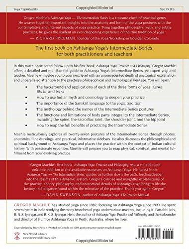 Ashtanga Yoga - The Intermediate Series: Anatomy and ...