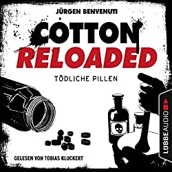 Tödliche Pillen (Cotton Reloaded 38)