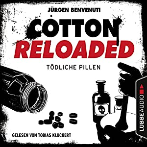 Tödliche Pillen (Cotton Reloaded 38) Hörbuch