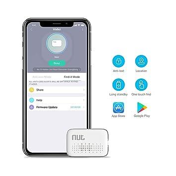 Amazon.com: Wonbo - Mini buscador de llaves, Blanco: WONBO ...