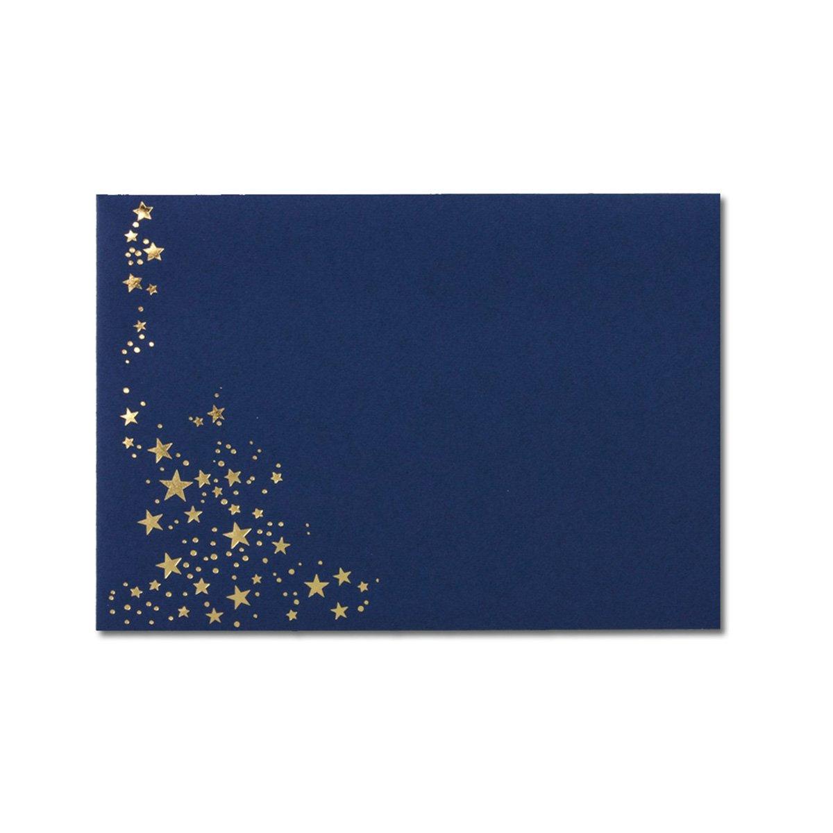 300x Weihnachts-Briefumschläge   DIN DIN DIN C6   mit Gold-Metallic geprägtem Sternenregen  Farbe  Sandbraun  Nassklebung, 120 g m²   114 x 162 mm   Marke  GUSTAV NEUSER® B01JJ76PQM | Spielen Sie auf der ganzen Welt und verhindern Sie, dass Ihr d2429c