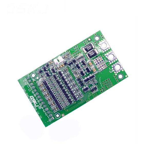 winwill 6S-13S 7S 12S 25A LiFePo4 Life 18650 batería Celular ...