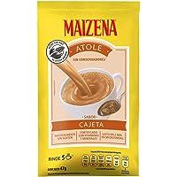 Maizena MAIZENA FECULA DE MAIZ Cajeta 45g, Atole cajeta, 47 gramos