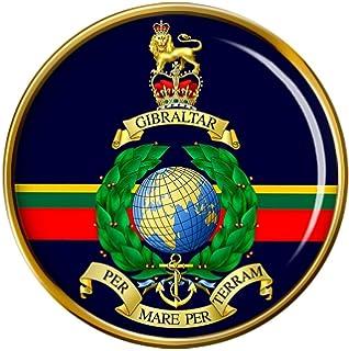 Royal Marines Commando Full Zip Fleece Embroidered Logo