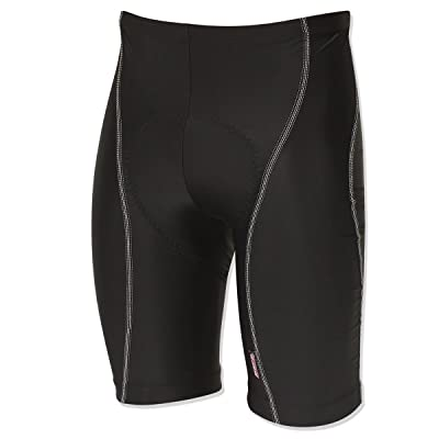 Amazon.com : Pace Platinum Curve Panel Gel Pad Short, Small : Cycling Compression Shorts : Clothing