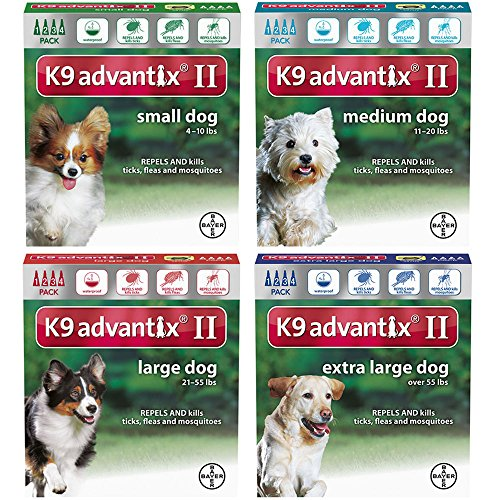 K9 Advantix II For Dogs 55 Pounds And Over