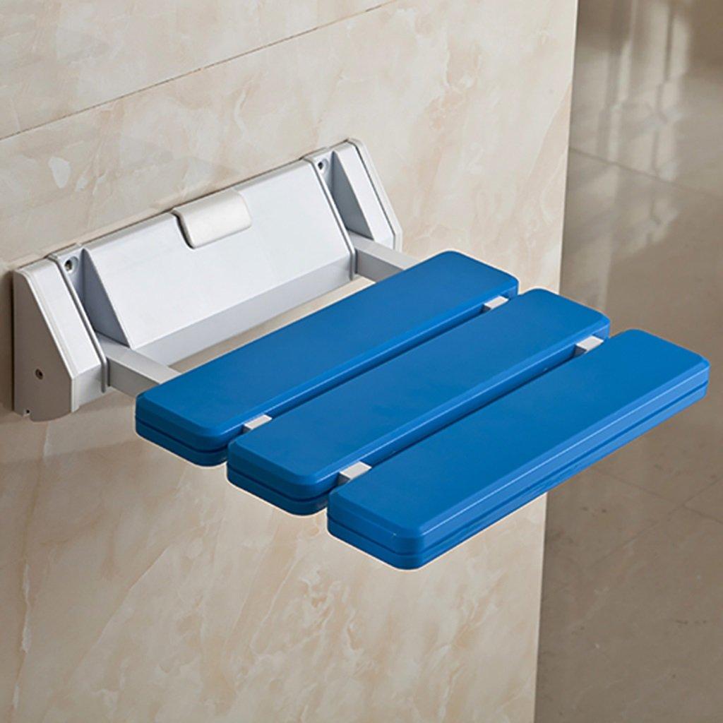 XUEPING バスルーム 折りたたみシャワーの壁のスツール 身体障害者用シート ドレッシングスツール バスルーム 壁掛け高齢手すり バススツール (色 : B) B07DGHNTCZ  B