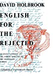 English for the Rejected, David Holbrook, 0521092159
