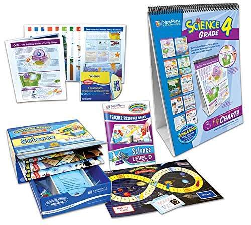 NewPath Learning 24-4171 Science Curriculum Learning Module, Grade: 4 to 4 by New Path Learning
