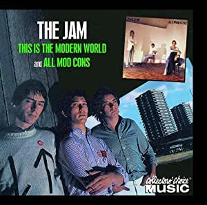 the jam this is the modern world all mod cons