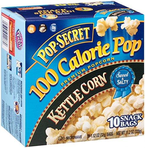 Pop Secret Calorie Microwavable Popcorn product image
