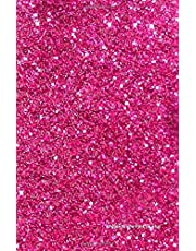 Simple Bright Pink Journal: Soft Cover Lined 100 Page Writing Notebook Diary