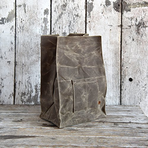 (The Marlowe Lunch Bag in Truffle)