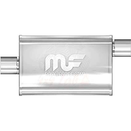 Amazon com: Magnaflow Straight Through High Performance 4 x