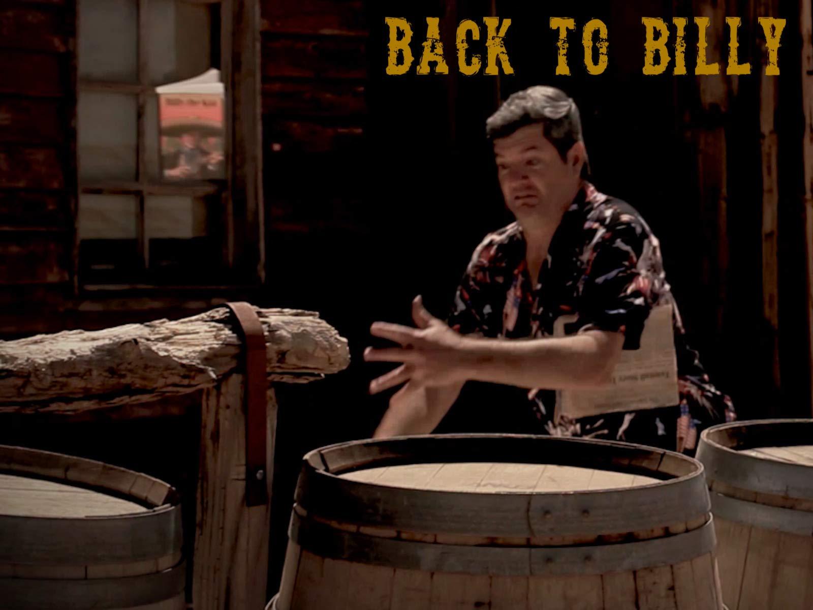 Back to Billy - Season 1