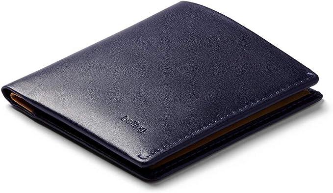 61 opinioni per Bellroy Note Sleeve, portafoglio sottile in pelle, sono disponibili versioni