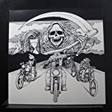 Speedwolf - Ride With Death - Lp Vinyl Record