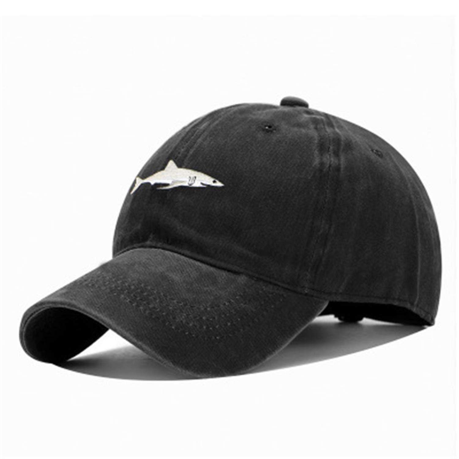 Baseball caps Men and Women Hats Shark Embroidery Popular Baseball Hats
