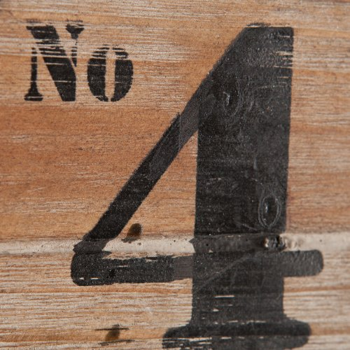 SEI 6-Piece Decorative Numbered Hook Set
