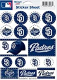 WinCraft MLB Vinyl Sticker Sheet