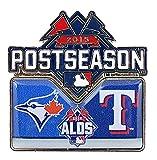 2015 ALDS Match Up Pin - Blue Jays vs. Rangers