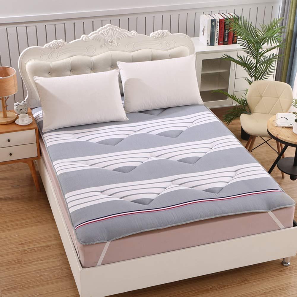 Amazon.com: WYHDX - Colchón tatami grueso y plegable para ...