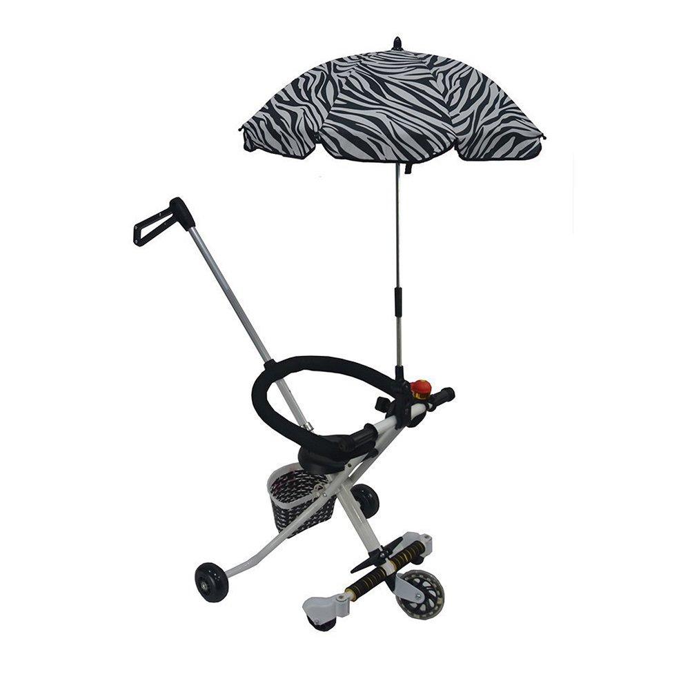 Umbrella Stroller-Leopard Color by Toytexx