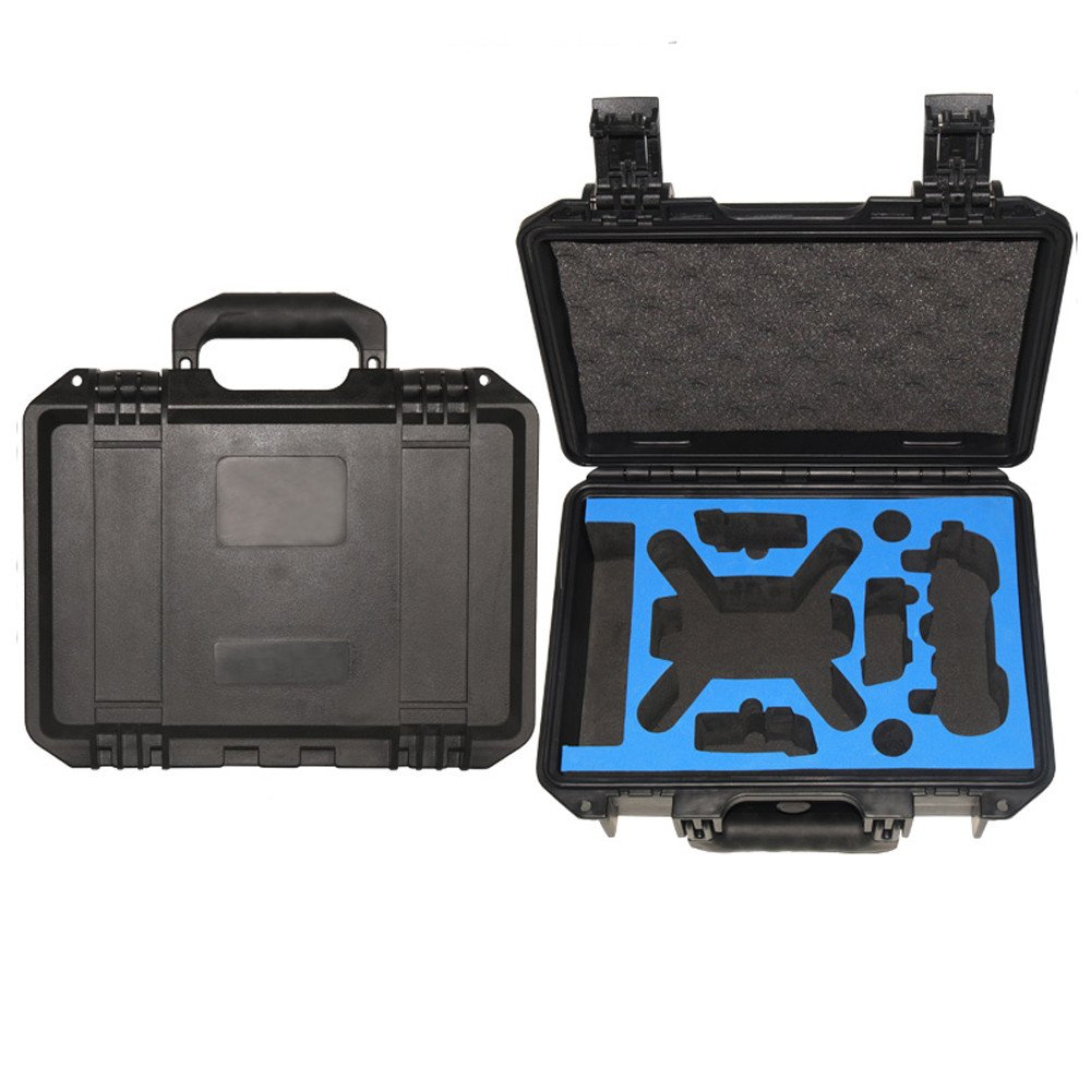Tronet Drone Bag Waterproof Hardshell Backpack Case Bag RC Spare Parts Suitcase Box for DJI Spark by Tronet (Image #2)